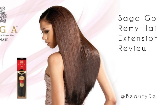 Saga Gold Remy Hair Extensions Review